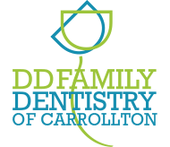 DD Family Dentistry business logo